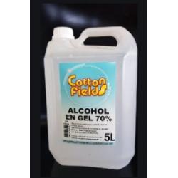 AlCOHOL GEL x 5LTS