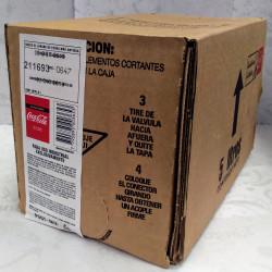 BOX COCA ZERO X 5 LTS