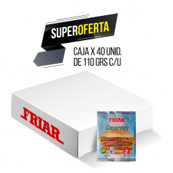 HAMBURGUESA   FRIAR X 110...